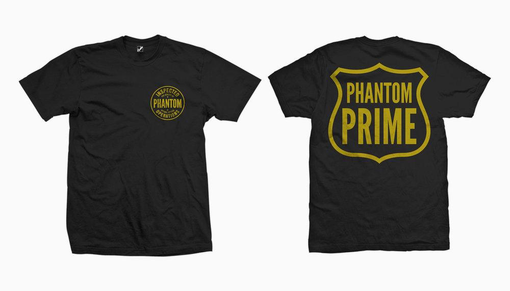 """Prime"" Tee"