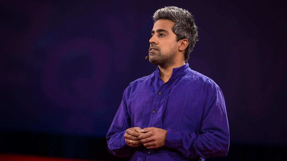 Anand Giridharadas at TED2015