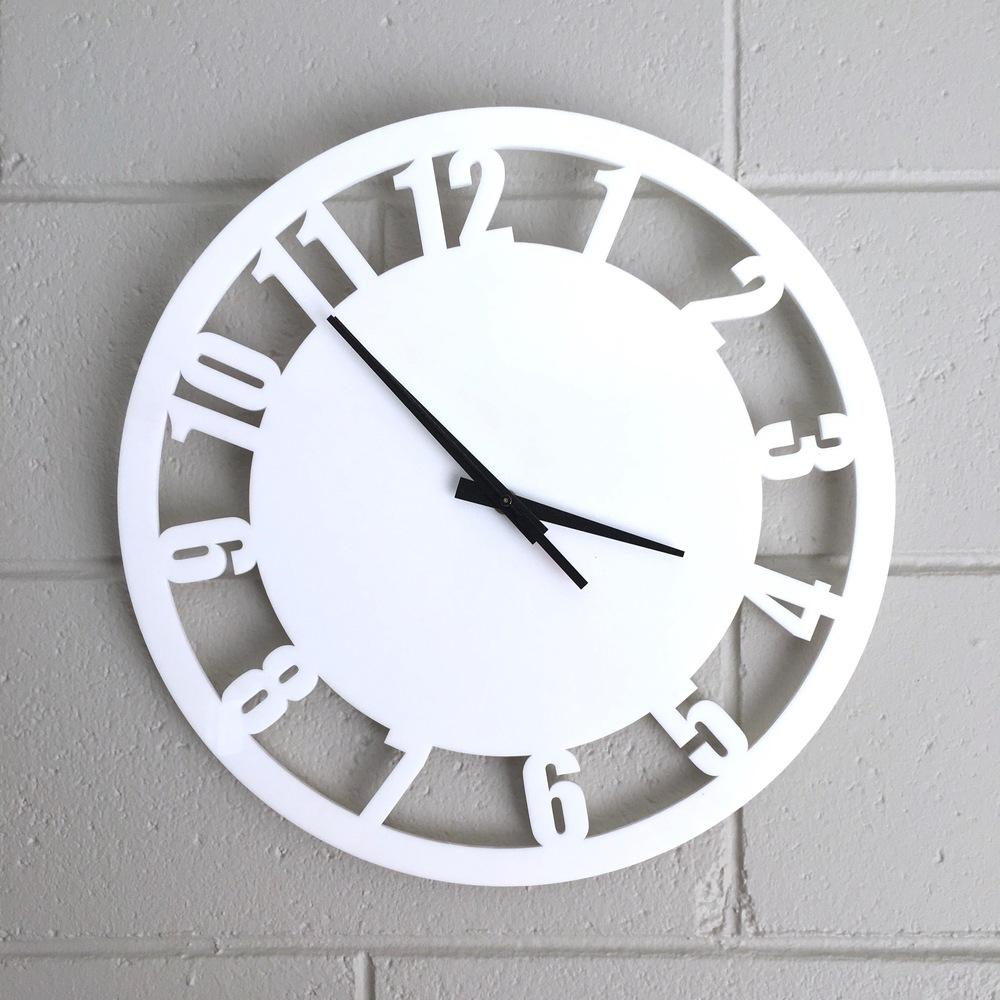 3mm Acrylic Clock