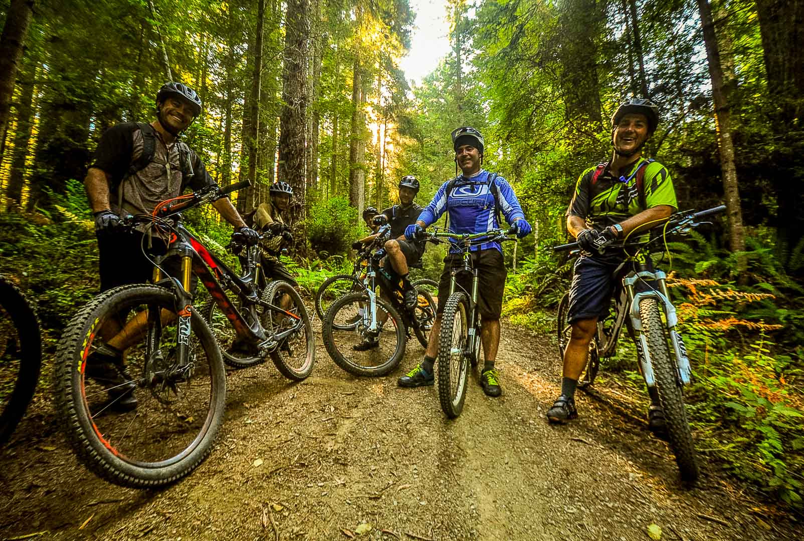 Image result for Mountain Biking
