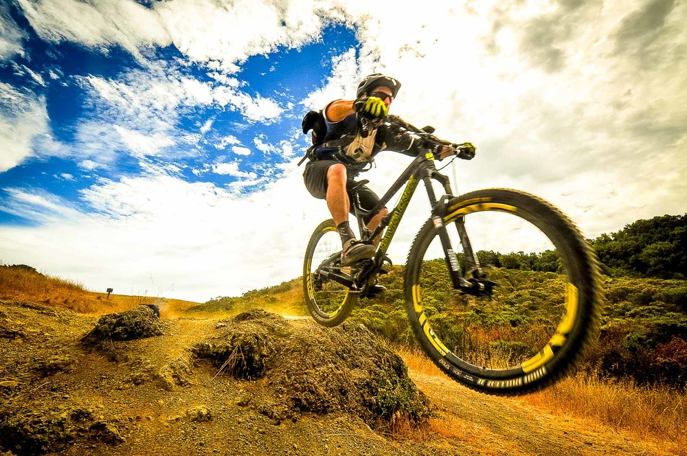 The Best Mountain Bike Trails In The San Francisco Bay Area - San jose bike trails map