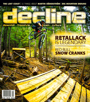 Mountain Biking San Francisco Marin guided tour Decline Press