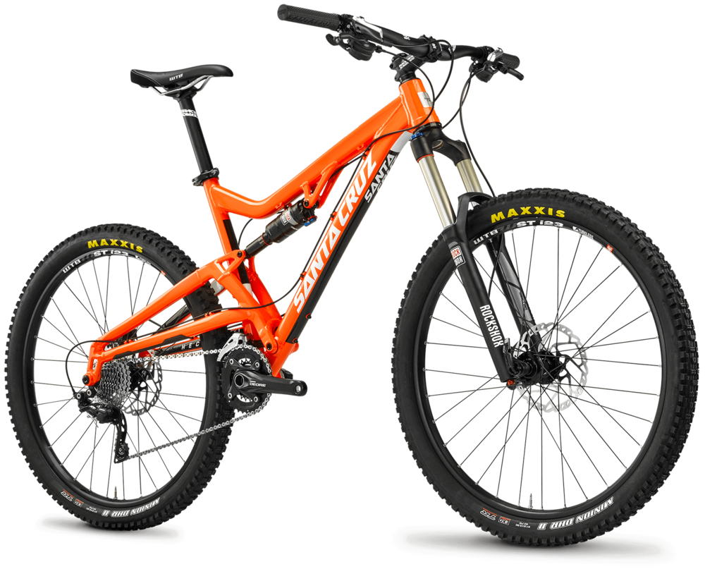 Santa Cruz HecklerFull Suspension Bike