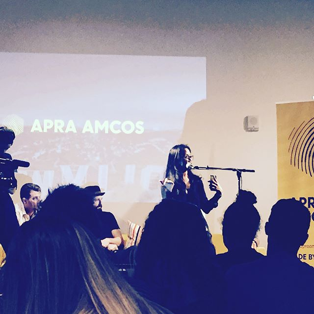 Congrats on a brilliant day on success in the US @apraamcos @apraamcos_la Thank you for having me host a round table. Terrific glimmers of hope and insights 🙏
