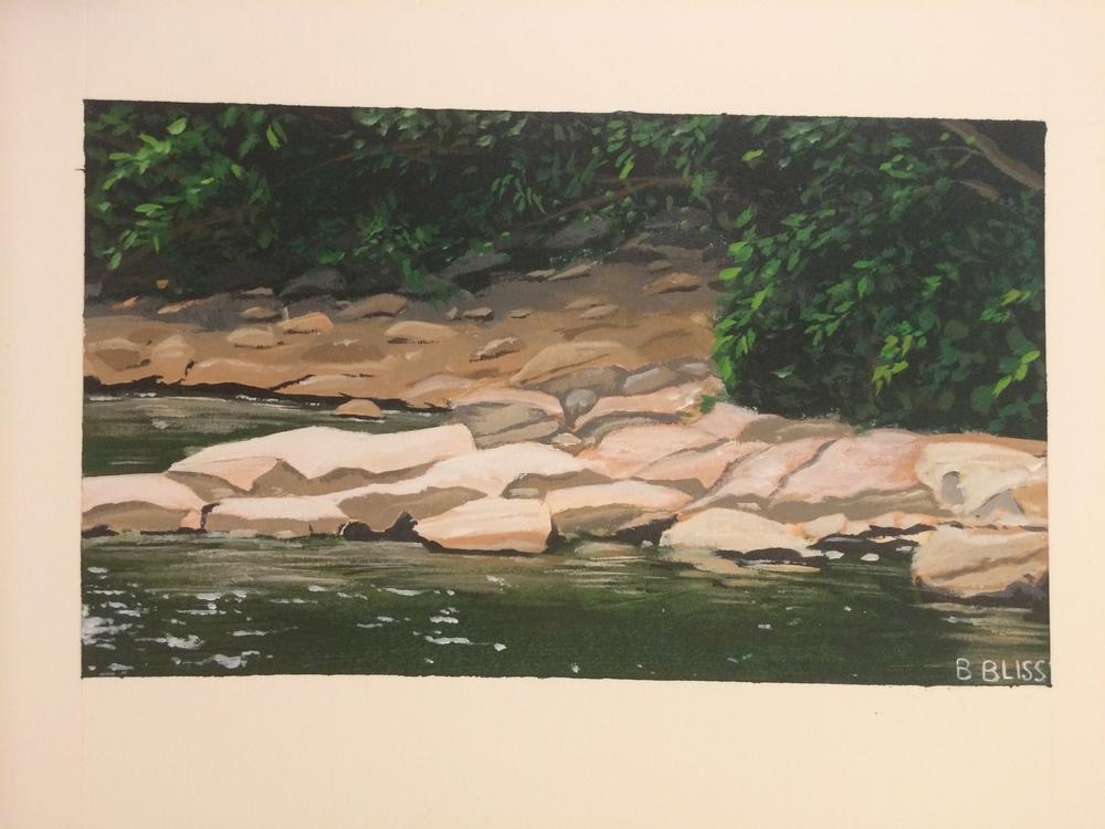 Creek Lanscape