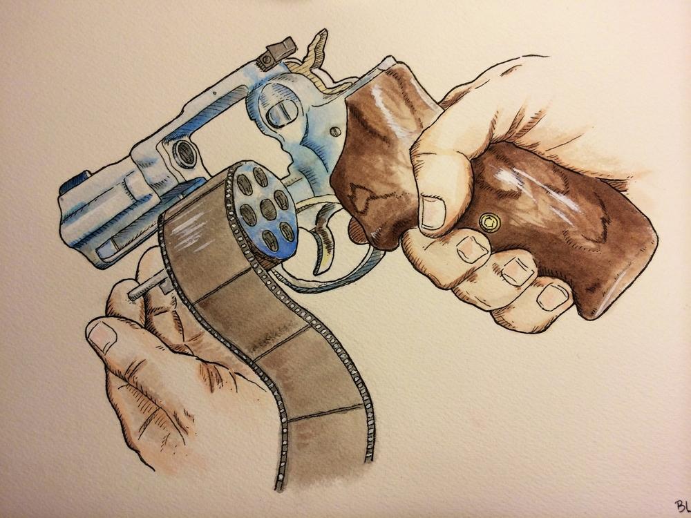 Gun Voilence in Movies