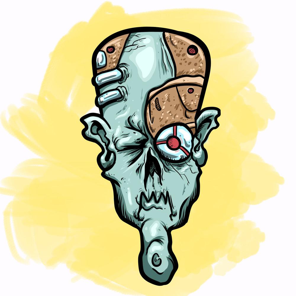 Robot Troll 2k16
