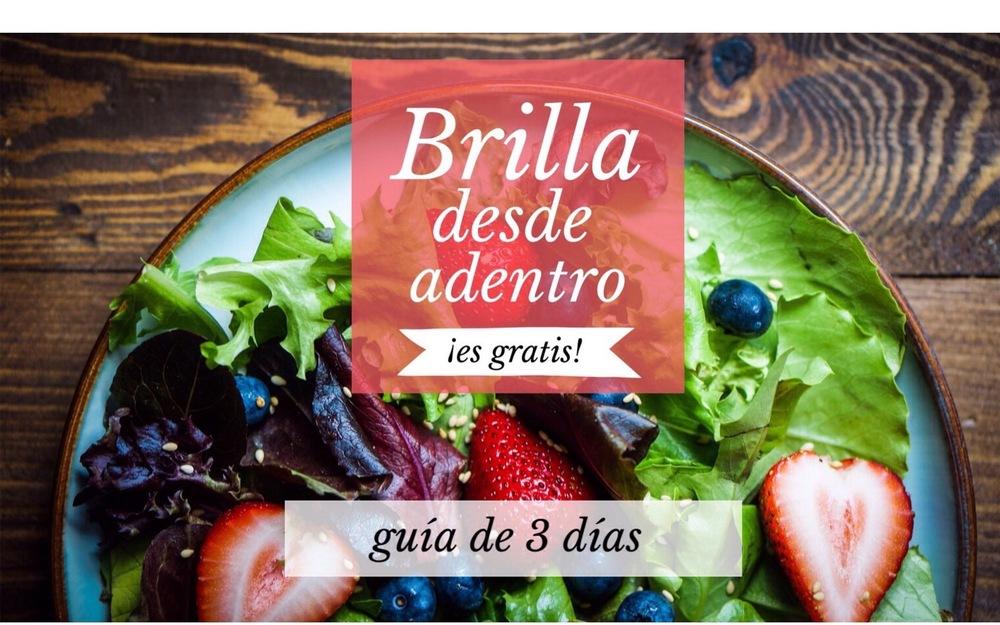 Guía Nutrición Regina Marco