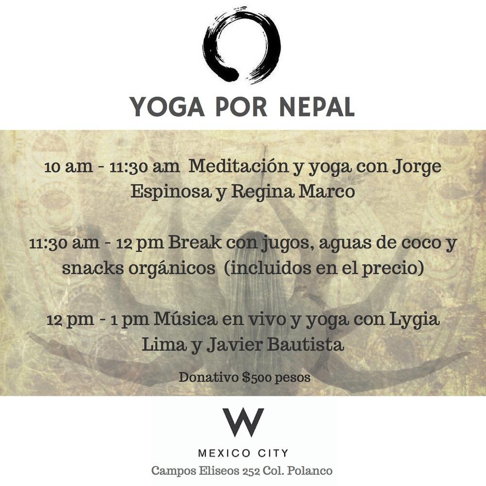 yoga por nepal