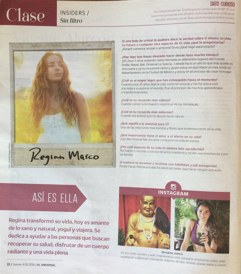 "Revista ""Clase"""