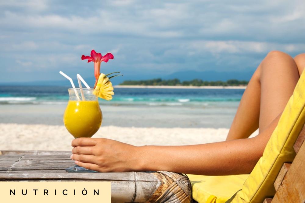 Mantente radiante y en tu peso en vacaciones — Regina Marco