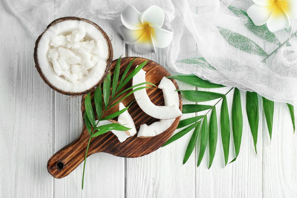 8 usos del aceite de coco — Regina Marco