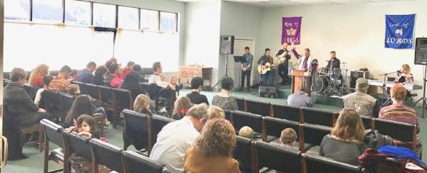 Beth Tikkun Worship, Saturdays at 9:30 AM