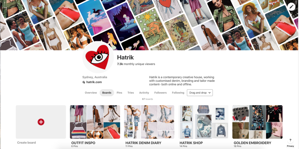HATRIK: How to find an outfit off pinterest