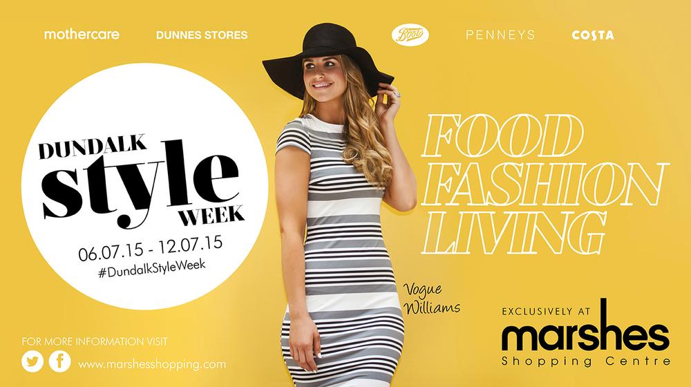 "Dundalk Style Week ""Vogue Willams"""