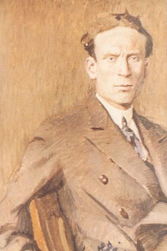 Namık İsmail. H.V. Bereketoğlu, 1925 61x73 cm
