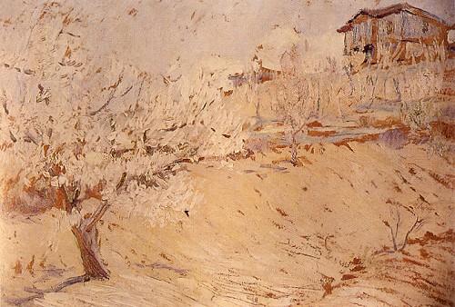 Bahar, 1927, 60x50 cm, duralit üzerine yağlıboya (MSÜ-İRHM)