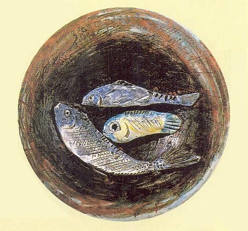 Balıklı Tabak