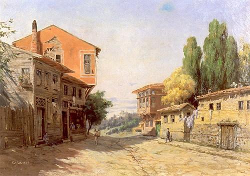 Peyzaj, Antik A.Ş. 221.Müzayede
