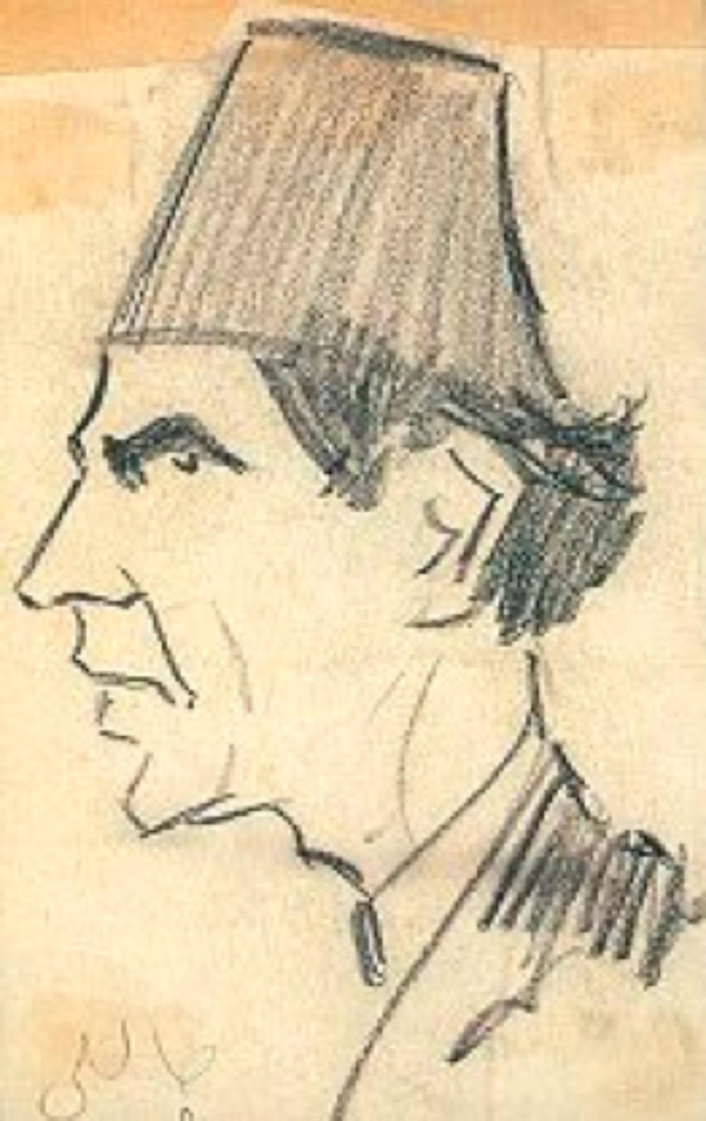 İbrahim Çallı resmin her janrında çalıştı. Fırçasını natürmort, manzara, nü ve portrelerde ustalıkla kullandı. Resimde yağlıboyayı tercih etti. Suluboyalı, karakalemli resimleri pek nadirdir. Bunları sanat için değil, kendi zevki için yapardı. Çallı'nın kendi kaleminden fesli gençlik resmi