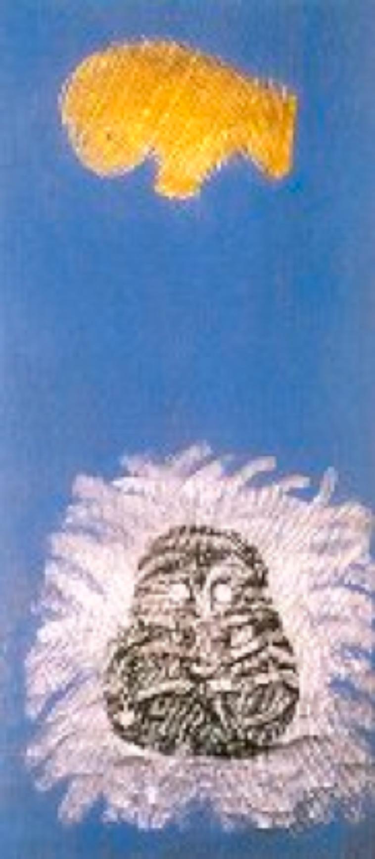 Ama, 310 x 140 Karışık Teknik, 2000