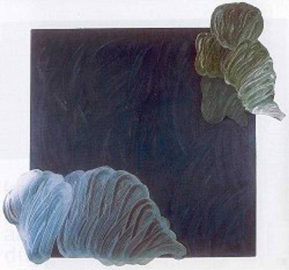 Büyük Sürüngen Aşığı, 120 x 120 Ahşap üzerine akrilik, 1992