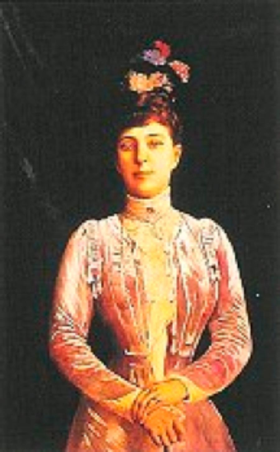 """Halil Paşa """"Genç Kadın"""""""