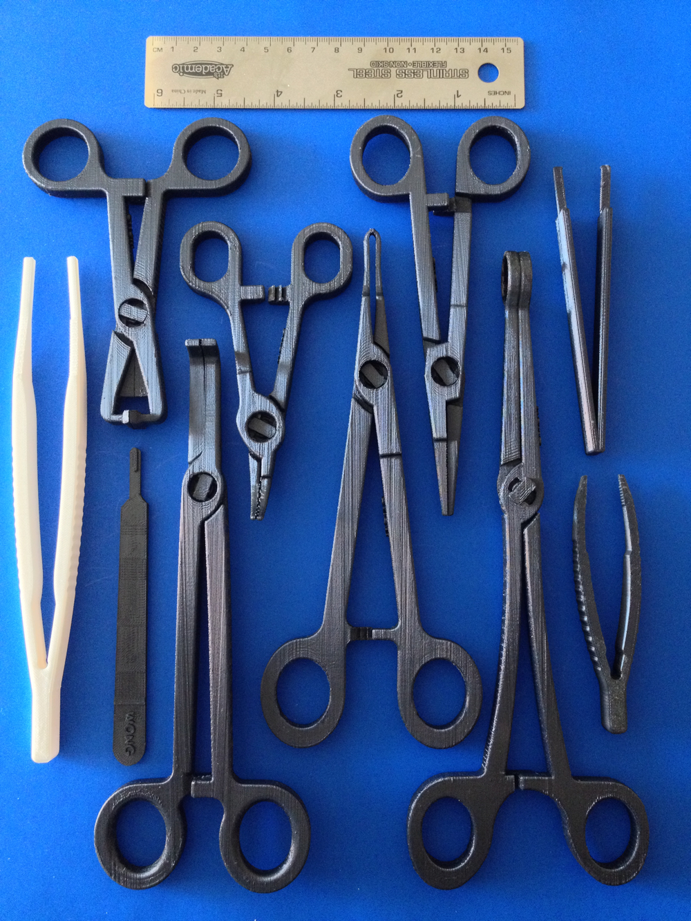 Various medical instruments