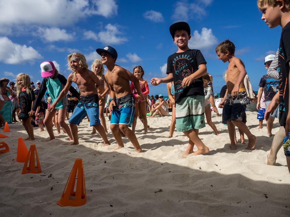 Kailua Shorebreak Classic - Kalama Beach Park, Kailua, Hawaii