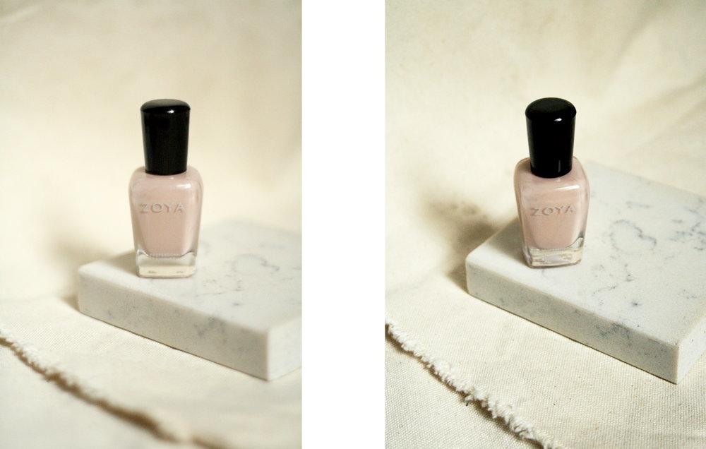 BEAUTIFUL BEIGE // ZOYA\'s Nail Polish in Avery — THE HUNT
