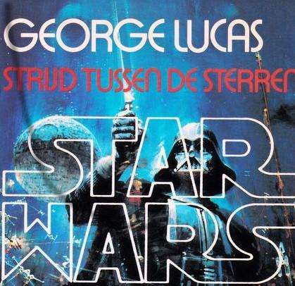 Boekversie van  Star Wars , 1977