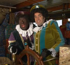 Witte Piet en Huispiet Sinterklaasjournaal Het Citaat