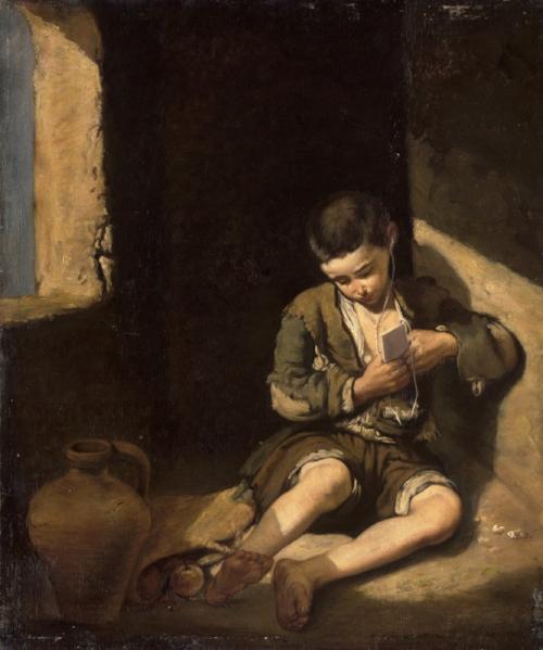 Le Phubber de Séville