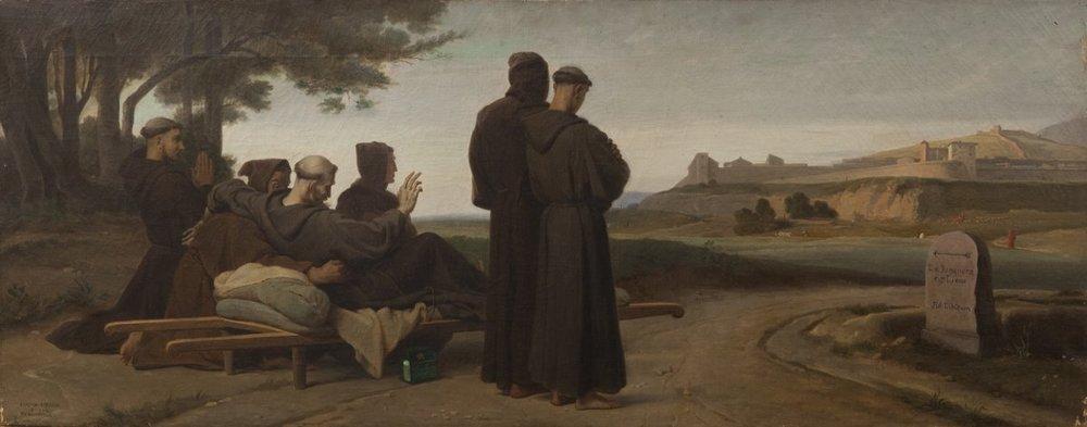 La Dernière tentation de Saint Francois