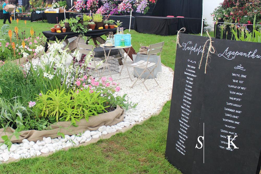 Royal Cornwall Show Garden