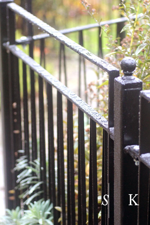 Bespoke Fence Design