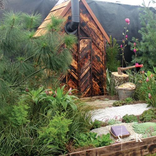 Boconnoc Show Garden 2017