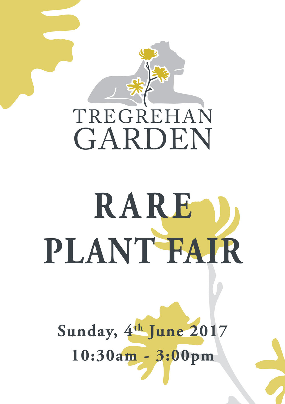 Tregrehan Plant Fair Cornwall 2017