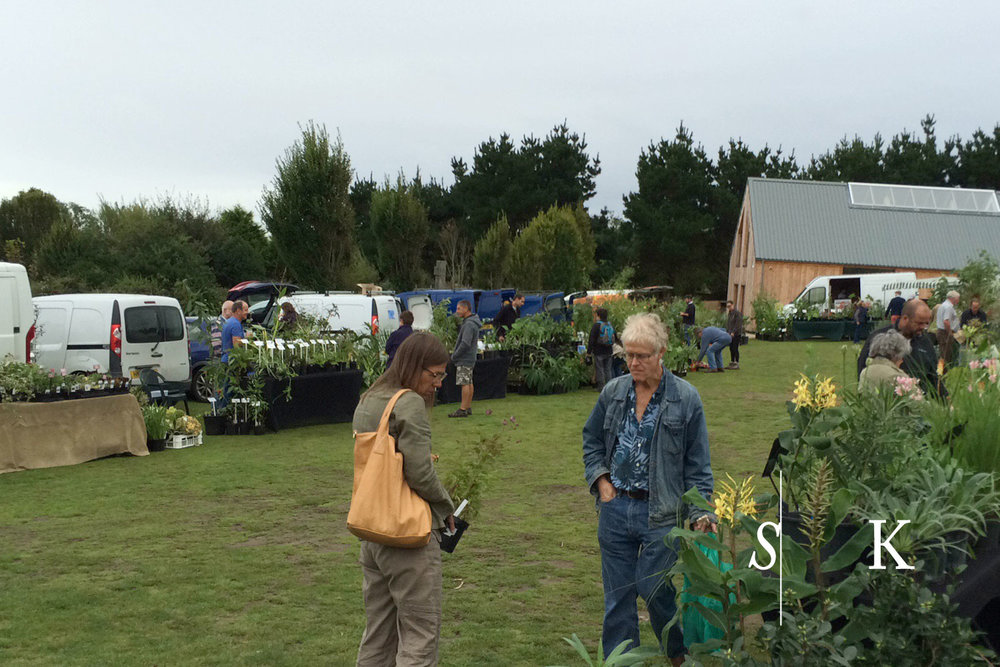Tremenheere Plant Fair 2017 Cornwall
