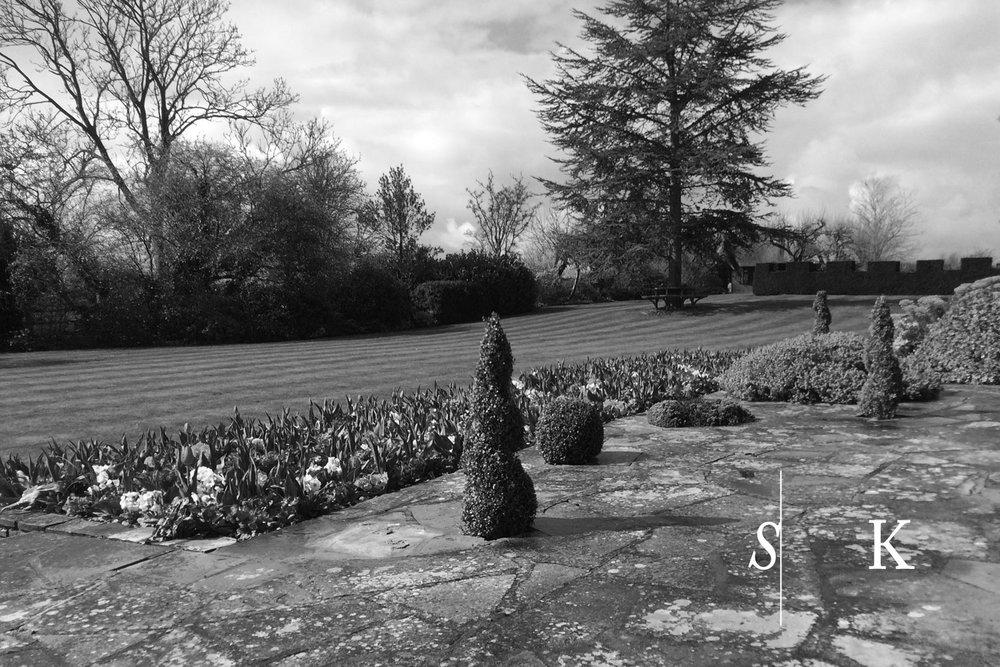 Cotswolds garden revamp