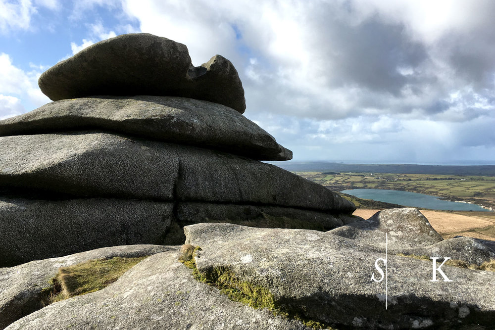 Roughtor in Cornwall