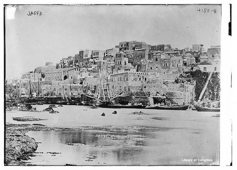 Jaffa 1915-1920