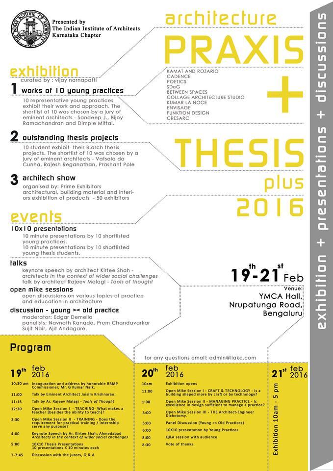 Talk_Praxis Exhibition, IIA