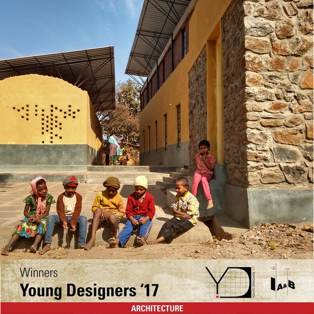 KLN awarded 'Young Designers' 2017 by the Indian Architect & Builder