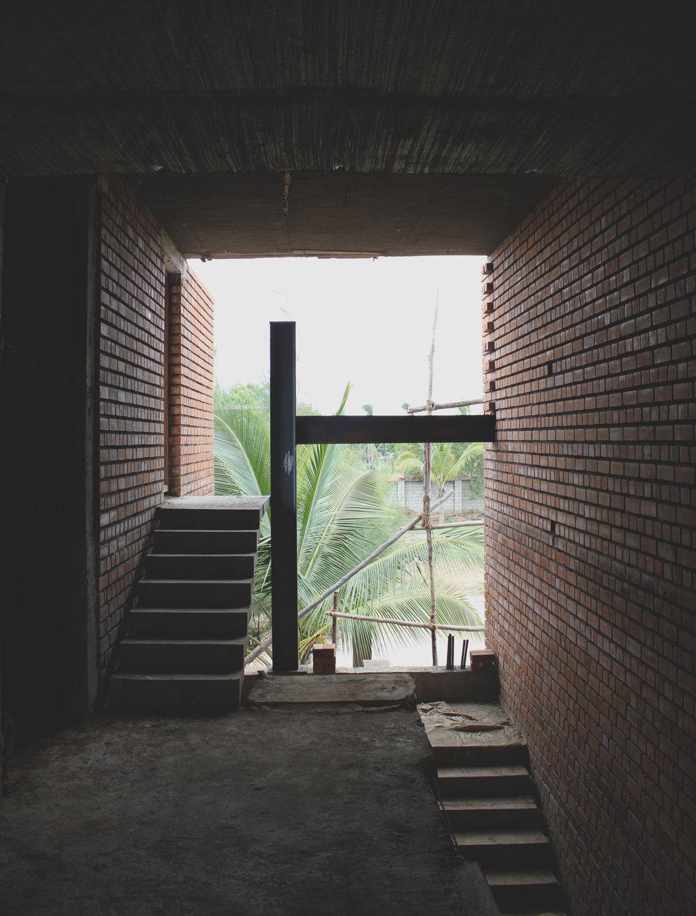 House Jade_Under Construction, 2012