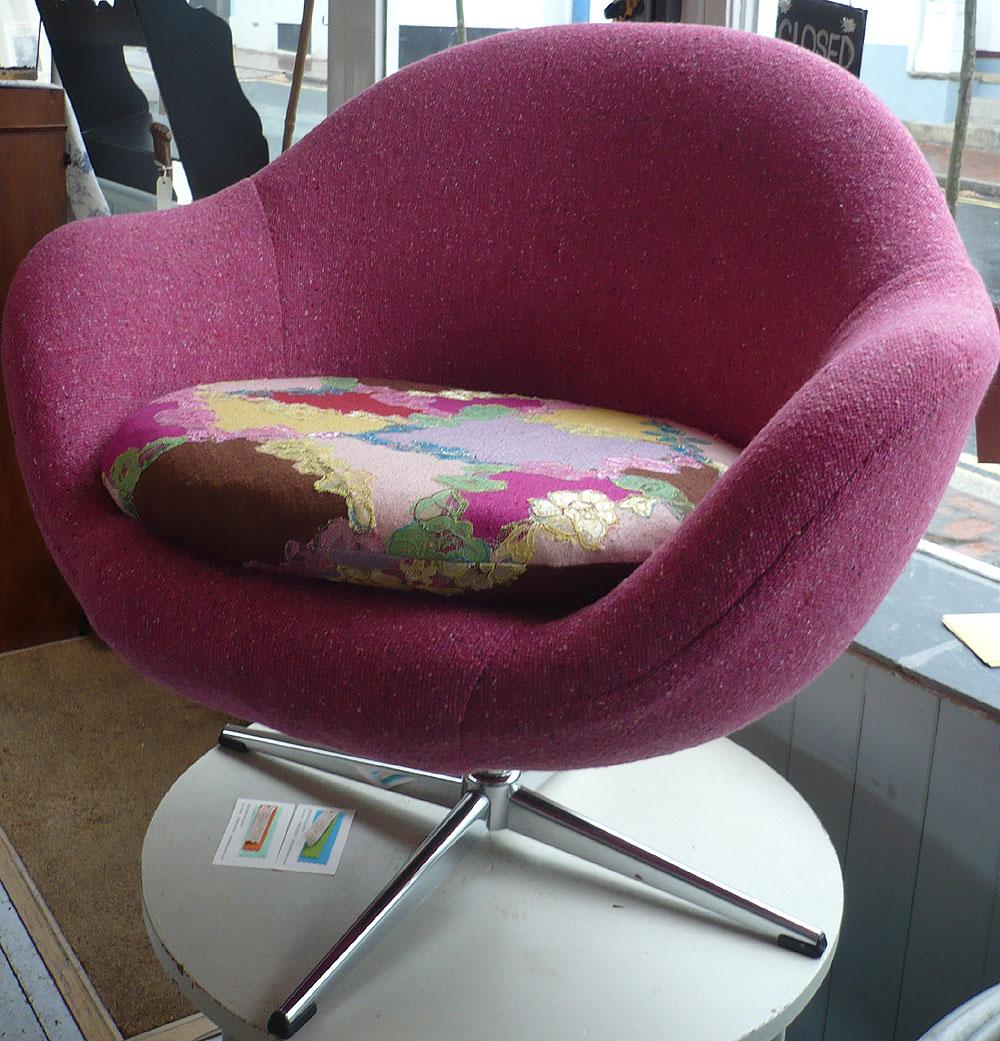 Swivel Egg Chair