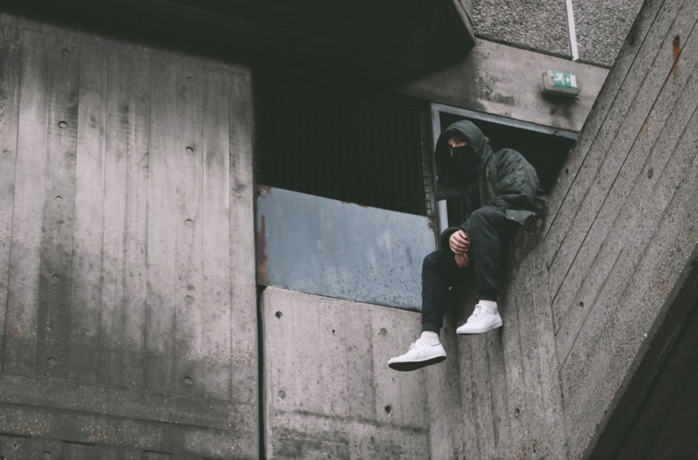 Converse x Complex  - Exploring London with Night.Scape