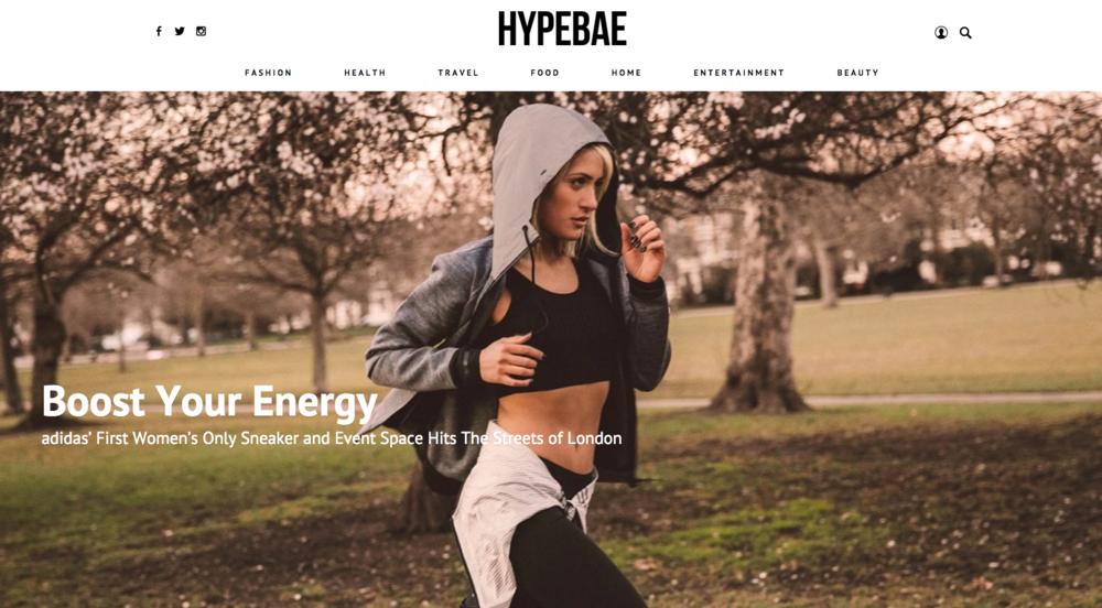 HYPEBAE  - Adidas / Stella Blac