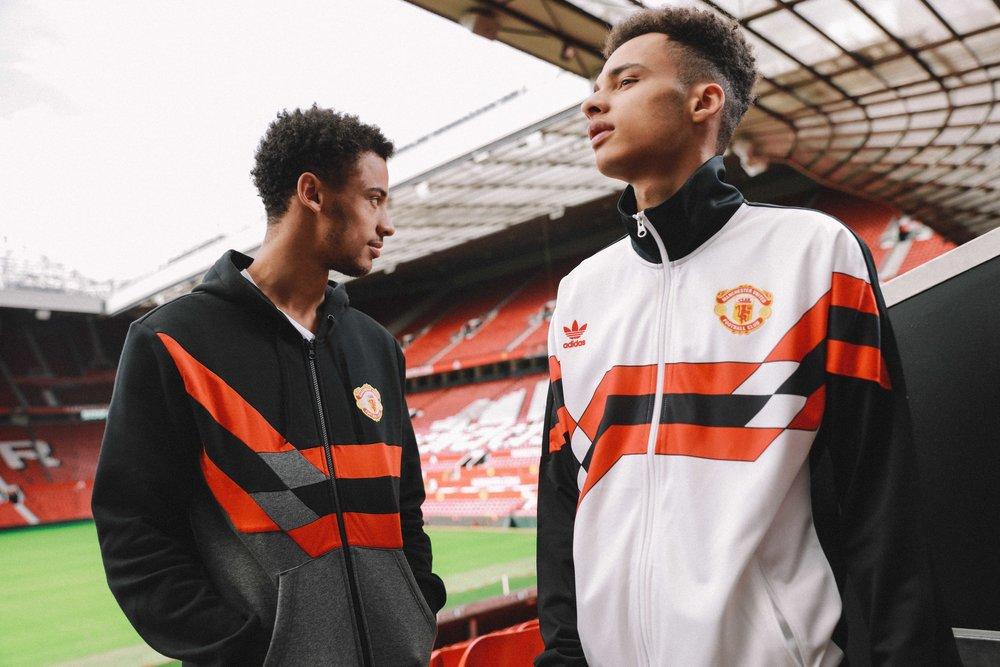 Adidas Originals x Manchester United