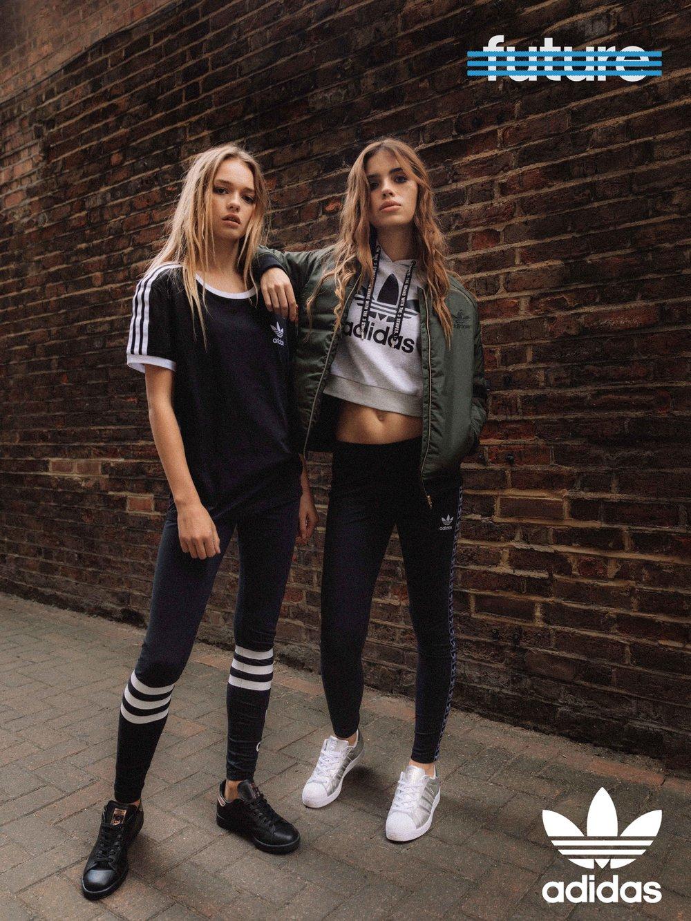 Adidas Originals AW16 for JD Sports